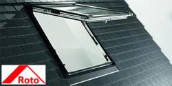 Roto innovatief in dakvensters
